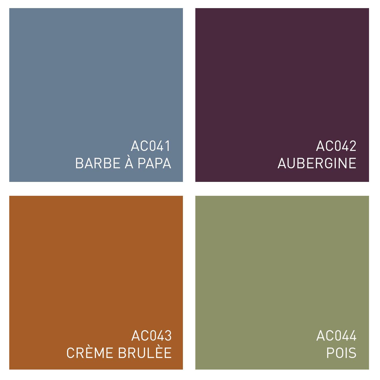 Covema presenta 4 nuovi colori
