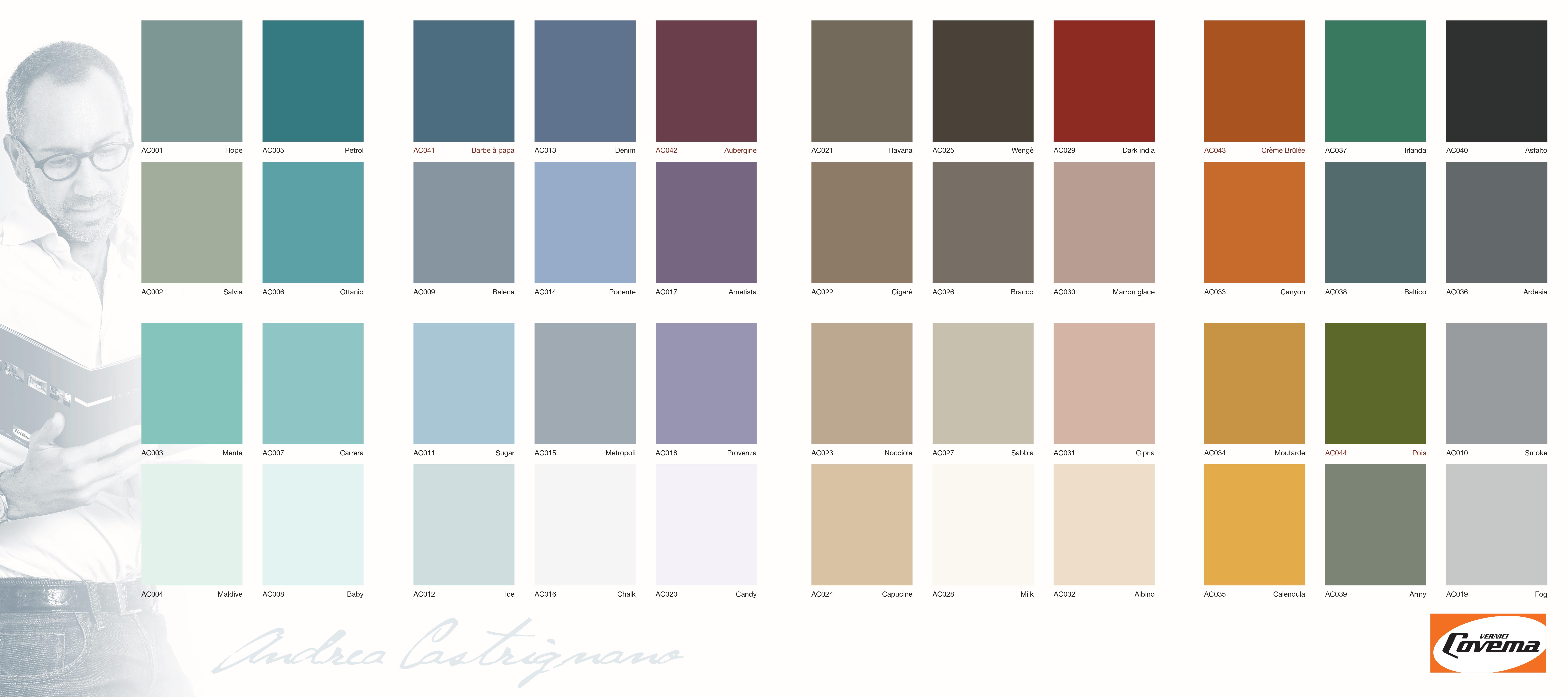 Cartella Colori (cartacea)