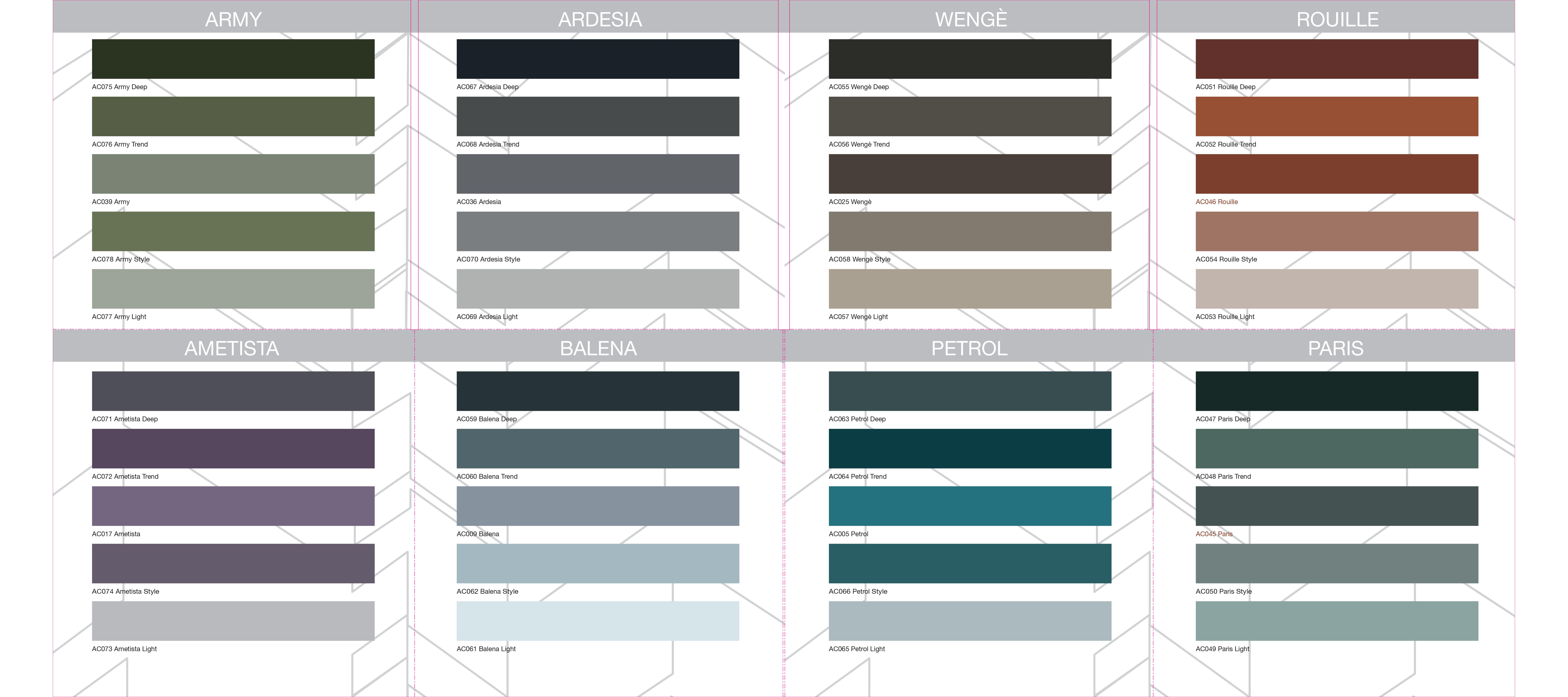 Catalogo Colori Per Pareti i colori di andrea