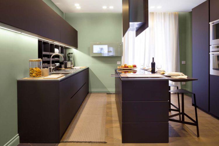 Paraschizzi cucina smalto awesome beautiful undefined with smalto per piastrelle cucina with - Pittura per piastrelle cucina ...
